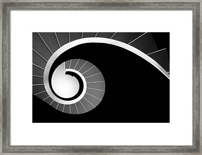 Big Jet Plane Framed Print by Paulo Abrantes