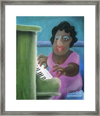 Big Mama Framed Print