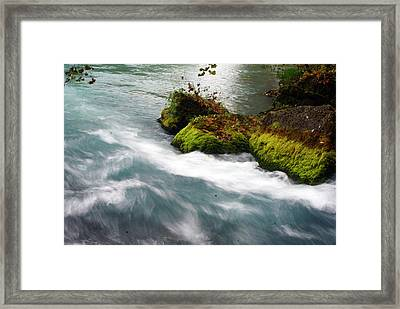 Big Spring Branch 2 Framed Print by Marty Koch