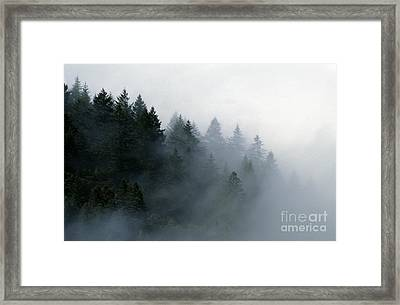 Big-sur-7-15 Framed Print