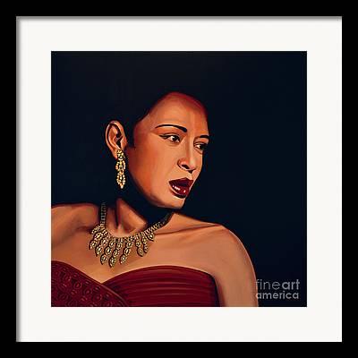 Ella Framed Prints