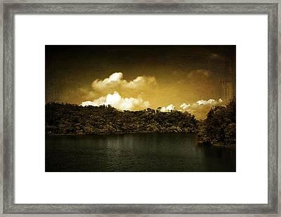 Billings  Framed Print by Valmir Ribeiro