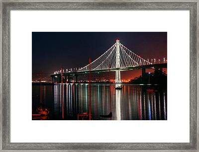 Framed Print featuring the photograph Billion Dollar View by Peter Thoeny