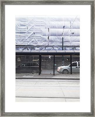 Billowing  Framed Print