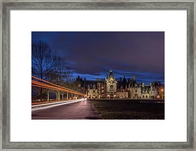 Biltmore - 4 Framed Print by Joye Ardyn Durham
