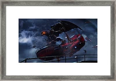 Bioshock Infinite Framed Print