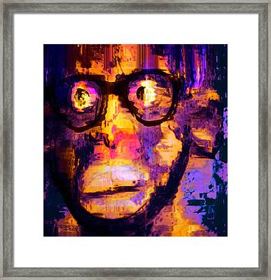 Bipolar Journey Framed Print