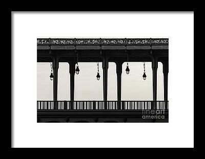 Unusual Perspective Framed Prints