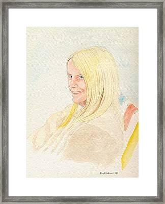 Birdie 1983 Framed Print