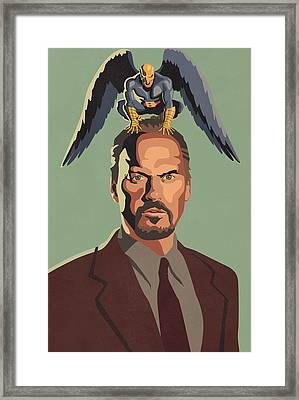 Birdman 2015  Framed Print by Caio Caldas