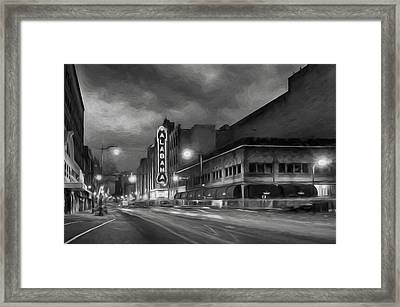 Birmingham Alabama Framed Print by Steven Michael