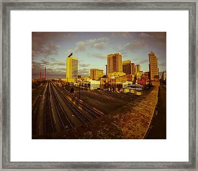Birmingham Awakes Framed Print