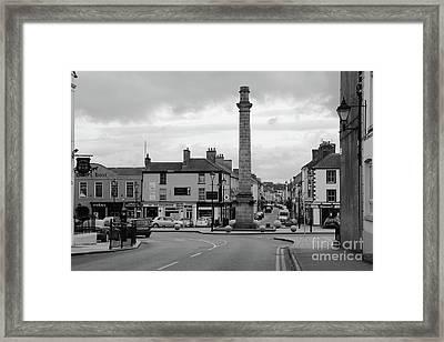Birr Town Framed Print