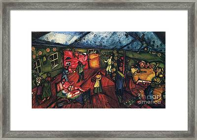 Birth Framed Print