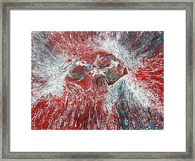 Birth Of The Cosmos Framed Print