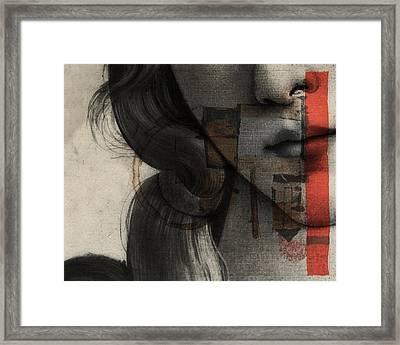 Birth Of Venus Retro Framed Print