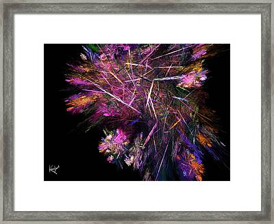 Birthmark Framed Print by Kevin  Sherf