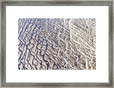 Black And White Framed Print by Joan Gil Raga