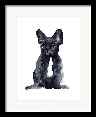 Bull Framed Prints