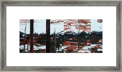Black Hills Framed Print by Chad Rice