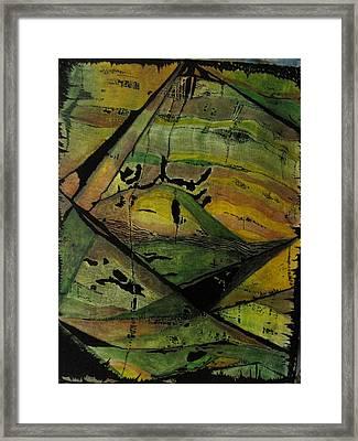 Black Hills Framed Print by David Raderstorf