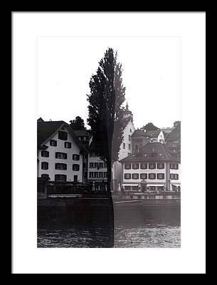 Lucerne Framed Prints