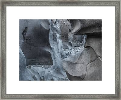 Black Magic Canyon 10b Framed Print by Leland D Howard