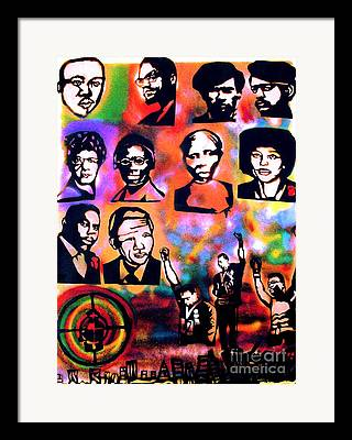 Tony B. Conscious Framed Prints