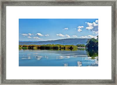 Black River  Jamaica Framed Print