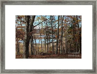 Black Rock Flats From The Mary Ann Framed Print