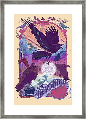 Blackbird 2 Framed Print