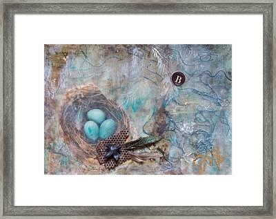 Blackbird Blackbird Framed Print