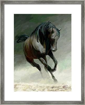Blackjack Framed Print by James Shepherd
