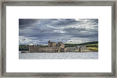 Blackness Castle Framed Print