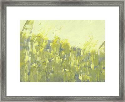 Bladverk I Motljus  - Sunlit Leafs_0158 Up To 76 X 51 Cm Framed Print