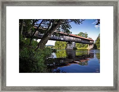 Blair Bridge Framed Print