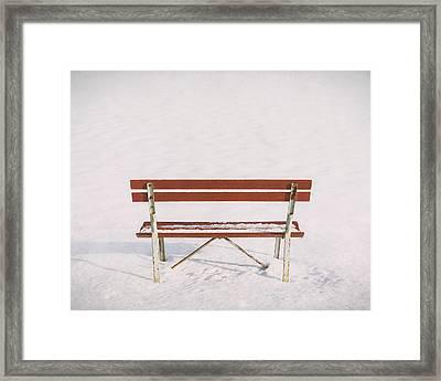 Blank Slate Framed Print by Scott Norris
