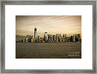Blanket Framed Print by Alessandro Giorgi Art Photography