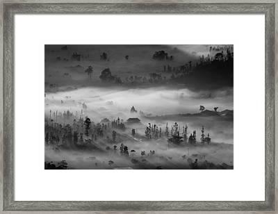 Blanket Framed Print by Efraim Dastanta Ginting