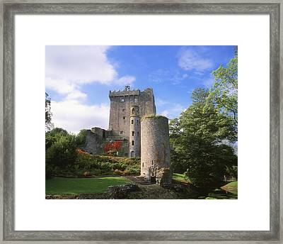 Blarney Castle, Co Cork, Ireland Framed Print by The Irish Image Collection