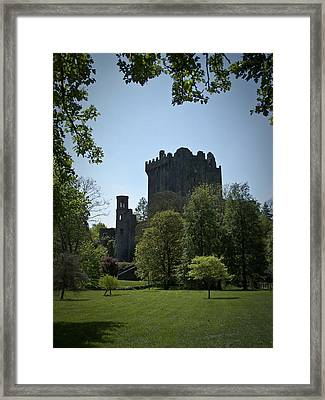 Blarney Castle Ireland Framed Print by Teresa Mucha
