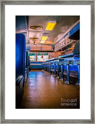 Blast From The Past Framed Print by Claudia M Photography