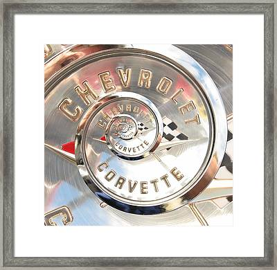 Blast From The Past Framed Print