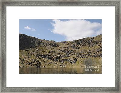 Blea Water Framed Print by Nichola Denny