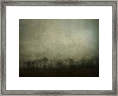 Bleak 2 Framed Print