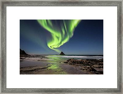 Bleik Island IIi Framed Print