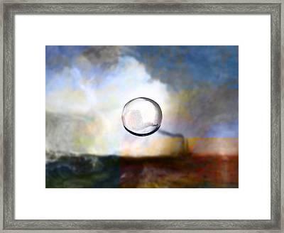 Blend 8 Turner Framed Print