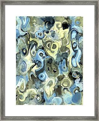 Blended Voices Framed Print by Lisa S Baker