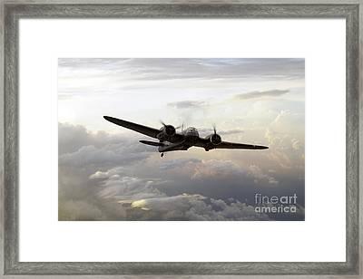 Blenheim Flight Framed Print