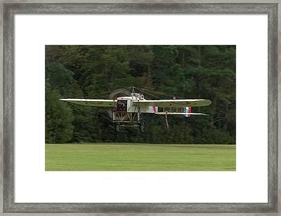 Bleriot Xi-2 Lifts Off Framed Print by Liza Eckardt